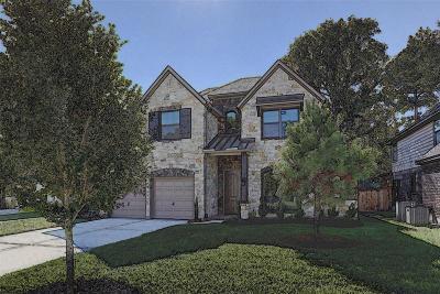 Conroe Single Family Home For Sale: 349 Black Walnut Drive