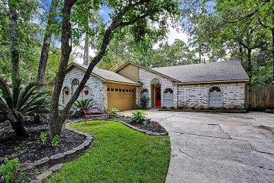 Humble Single Family Home For Sale: 2914 Big Meadows Drive