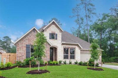 Conroe Single Family Home For Sale: 2620 Blooming Field Lane