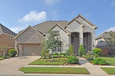 Richmond Single Family Home For Sale: 17515 Waeback Drive