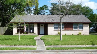 Houston Single Family Home For Sale: 6914 Roos Road
