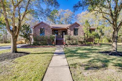 Friendswood Single Family Home For Sale: 506 Independence