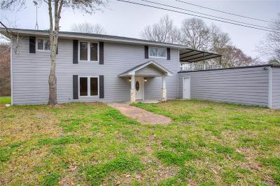 Trinity County Single Family Home For Sale: 213 Meadow Lake Street
