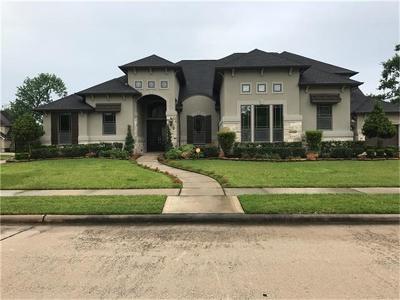 Missouri City Single Family Home For Sale: 3335 Prestwick Sq