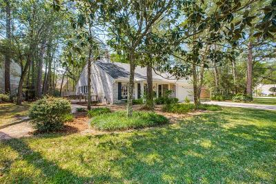 The Woodlands Single Family Home For Sale: 74 Sandpebble Drive
