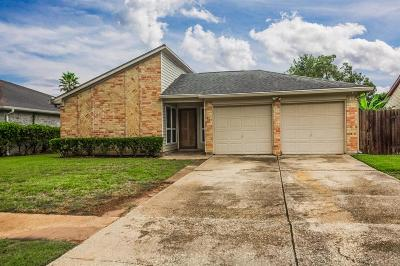 Houston TX Single Family Home For Sale: $168,000