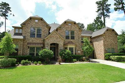 Conroe Single Family Home For Sale: 1902 Cliff Manor Drive