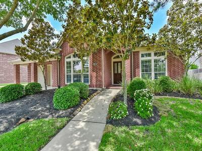 Katy TX Single Family Home For Sale: $349,900
