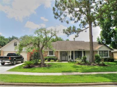 Friendswood Single Family Home For Sale: 807 Sandringham Drive