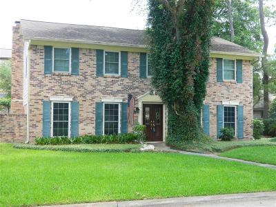 Houston Single Family Home For Sale: 11203 Oak Spring Drive