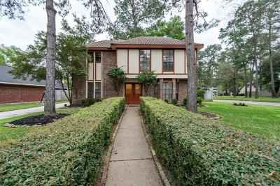 Spring Single Family Home For Sale: 3515 Chapel Square Drive