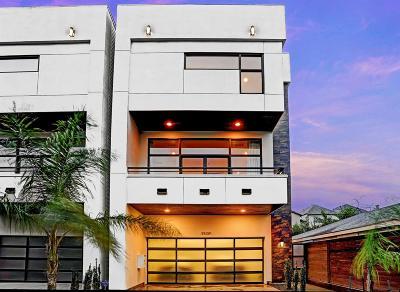 Houston Single Family Home For Sale: 1520 Knox Street
