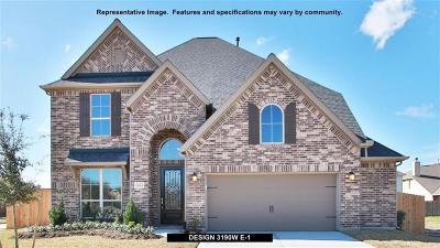 Pearland Single Family Home Pending: 3705 Bonham Hills Lane
