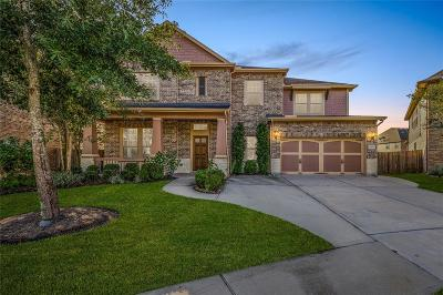 Katy Single Family Home For Sale: 26223 Rustic Ranch Lane
