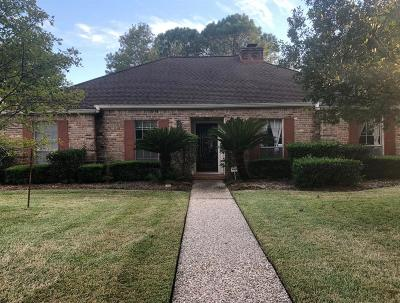 Houston Single Family Home For Sale: 10915 Piping Rock Lane