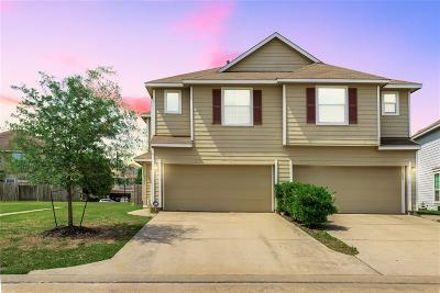 Houston Condo/Townhouse For Sale: 6103 Yorkglen Manor Lane