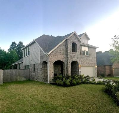 Montgomery Single Family Home For Sale: 107 Aberdeen Pines Court
