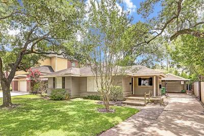 Houston Single Family Home For Sale: 3819 Childress