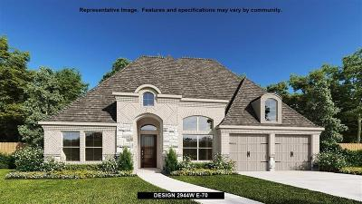 The Groves Single Family Home For Sale: 16511 Whiteoak Canyon Drive