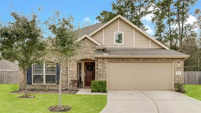 Conroe Single Family Home For Sale: 1602 Juniper Knoll Way