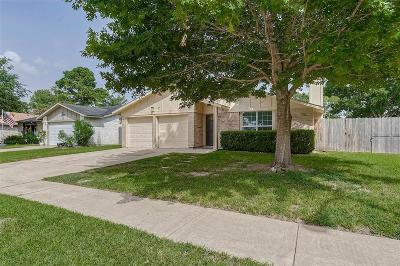 Katy Single Family Home For Sale: 923 Arrow Lake Drive
