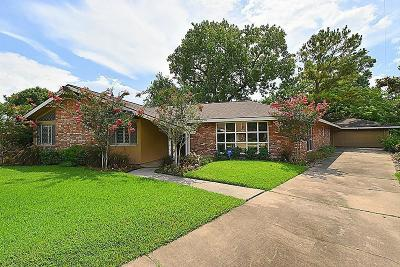 Houston Single Family Home For Sale: 9106 Riddlewood Lane