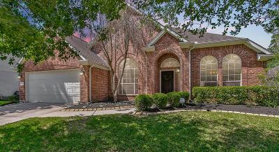 Kingwood Single Family Home For Sale: 8715 Sailing Drive