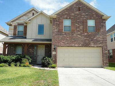 Deer Park TX Single Family Home Option Pending: $274,900