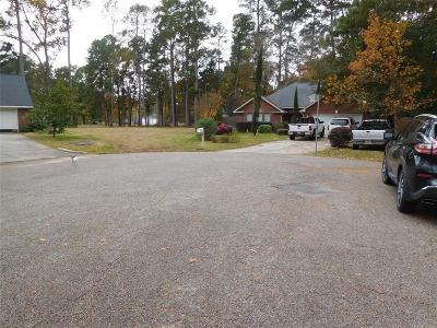 Conroe Residential Lots & Land For Sale: 90 Tupelo Lane