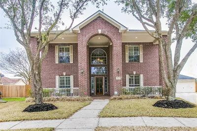 League City Single Family Home For Sale: 2341 Windy Cove Court