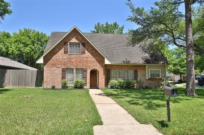 Houston TX Single Family Home For Sale: $170,000