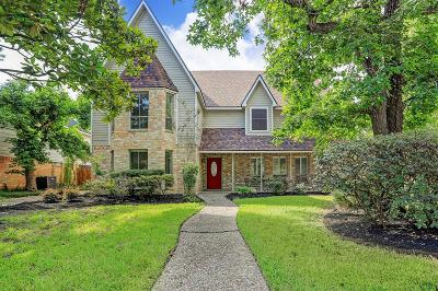 Houston Single Family Home For Sale: 6710 Gentle Bend Drive