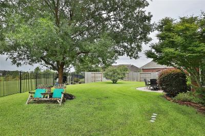 Tomball Single Family Home For Sale: 12519 Willow Breeze Drive