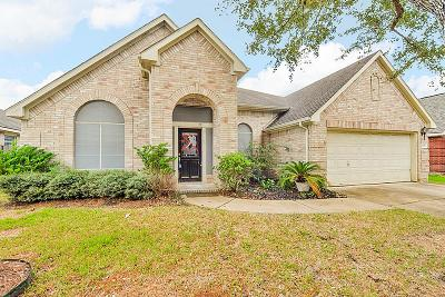 Katy Single Family Home For Sale: 20318 Memorial Pass Drive