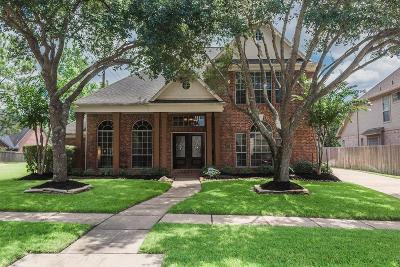 Cinco Ranch Single Family Home For Sale: 22103 Crossbrook Drive