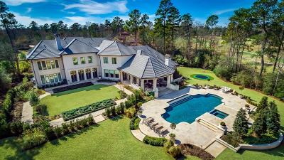 The Woodlands Single Family Home For Sale: 39 Damask Rose Way