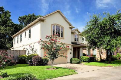 Bellaire Single Family Home For Sale: 6025 S Rice Avenue
