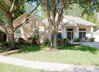 Spring Single Family Home For Sale: 31226 Deerwood Park Lane