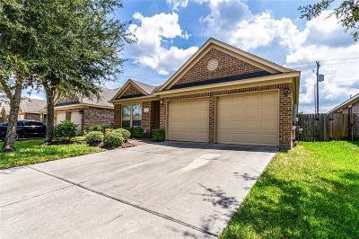 Conroe Single Family Home For Sale: 2622 Winding Creek Way