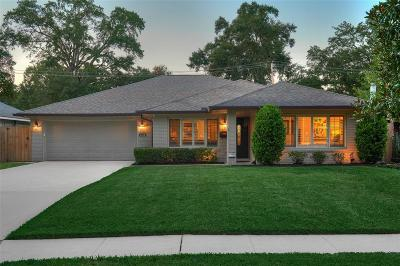 Timbergrove Manor Single Family Home For Sale: 6414 Wister Lane