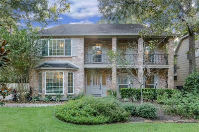 The Woodlands Single Family Home For Sale: 5 Postvine Court