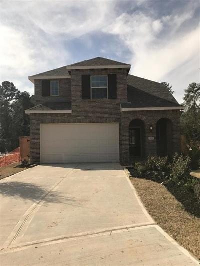 Montgomery Single Family Home For Sale: 213 Emory Birch Drive