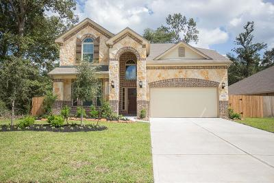 New Caney Single Family Home For Sale: 18733 Laurel Hills Drive