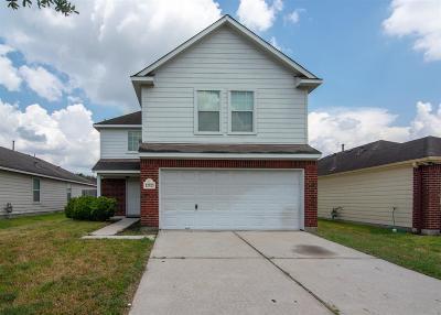 Houston Single Family Home For Sale: 12923 Abruzzo Drive