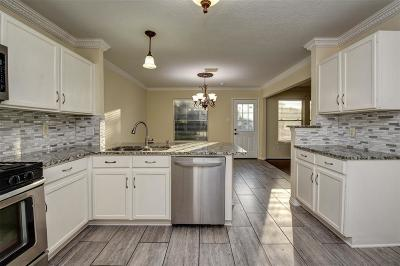 Houston Single Family Home For Sale: 1039 Willow West Drive