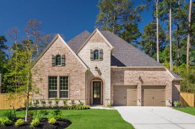 Conroe Single Family Home For Sale: 112 Dawning Rays
