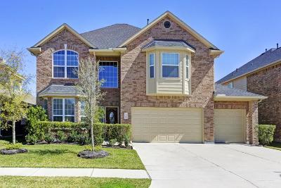 Katy Single Family Home For Sale: 1610 Mason Knights
