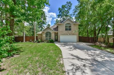 Magnolia Single Family Home For Sale: 7215 Wedgewood Drive