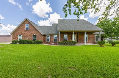 Santa Fe Single Family Home For Sale: 11610 Anders Lane