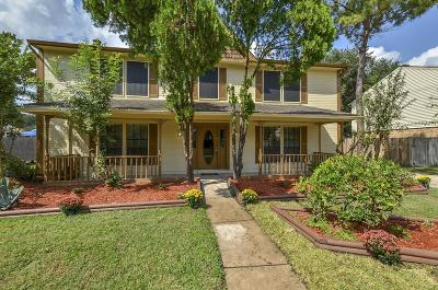 Houston Single Family Home For Sale: 8319 Clover Gardens Drive